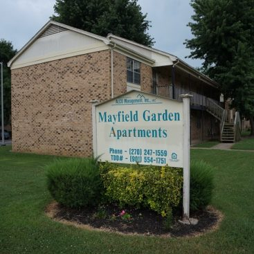 Mayfield Gardens - Project-Based Section 8 - HAP Contract - Mayfield - Kentucky